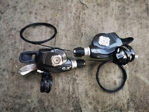 Sram X9 3x9 Speed Shifters