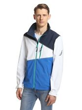 Nautica Men's Pieced Color Blocked Waterproof Sports Bomber Jacket $138 NEW L
