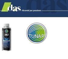 Additivo Diesel Tunap 183 Trattamento pulitore gasolio pulizia iniettori 200mL  