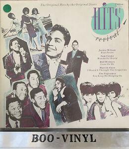 "HITS REVIVAL V/A R&B / SOUL COMPILATION : UK 12"" VINYL LP NE1363 VG+ / VG+"