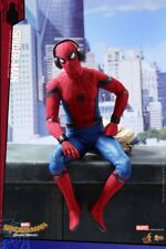 1:6 Spider Man Action Figure Box Set HT Hot Toys MMS425 Collection Standard Ver.