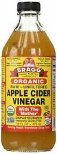 Bragg Raw Organic Apple Cider Vinegar 473ml