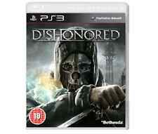 PS3 - Dishonored (Original Release) **New & sealed** Official UK Stock