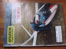 $$ Revue Aviation Magazine N°364 Edelweiss  Raymond Delmotte  Caravelle