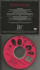 METAL CHURCH Human Factor w/ BAND FINGERPRINT PROMO DJ CD Single 1991 USA MINT
