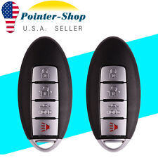 2 Replacement Remote Car Key Fob for Nissan Altima Maxima Murano KR55WK48903 US