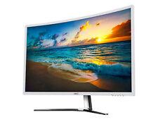 HKC 31,5 Zoll Curved LED Monitor in weiss NB32C-DH HDMI 80cm Matt HighClass PC