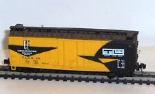 Tlcx 10 Transport Leasing Company Compartmentizer Equiped Bachmann Exc N Scale