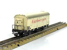 Märklin H0 00 324 Kühlwagen Guß 1.Version mit Bremsspindel 1947/48  800