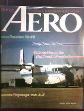 AERO  Heft 92   Das illustrierte Sammelwerk der Luftfahrt   in Schutzhülle