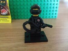 LEGO SERIES 16 THE SPY MINT CONDITION