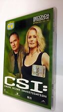 CSI Scena del crimine  Crime Scene Investigation DVD Serie TV Stagione 3 vol. 1