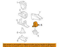 Saturn GM OEM 2008 Vue-Engine Motor Mount Torque Strut 25911133