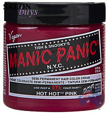 Manic Panic Classic Hair Colour 118ml Hot Hot Pink