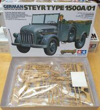 35225 WWII German Steyr Type 1500a/01 Tamiya 1:35 plastic model kit