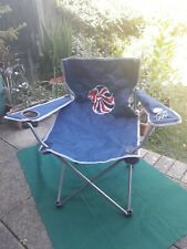 OFFICIAL TEAM GB LONDON 2012 OLYMPICS FOLDING CHAIR~ NEW WITH TAGS