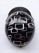 Helmet Hat Cap Dog Cat Costume Accessory Pet Supplies Safety Star Trek Black