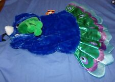 Peacock Dog Pet Halloween Costume New Plush L Large