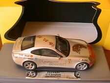 FERRARI 612 SCAGLIETTI TOUR CHINA 2005 SILVER BBR GASOLINE GAS10016S 1/43 DIRTY