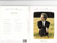 CD COLLECTOR 15T MICHEL BERGER COLLECTION ARTISTES DE LEGENDE BEST OF 2006