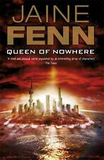 Queen of Nowhere by Jaine Fenn (Paperback) New Book