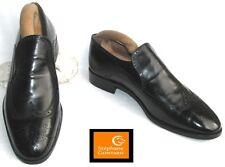 Stéphane Gontard - Leather Footwear Glossy Black 43 - Mint