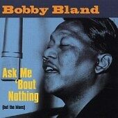 BOBBY BLAND: THE SOULFUL SIDE OF.. 1999 CD  22 tracks from R&B great