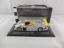Minichamps 400 000909 2000 Audi R8R #9 2nd Place 24hrs Le Mans Team Joest