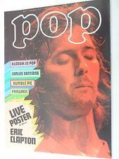 1 x Magazin - Pop Nr.2 - 7. Jahrgang -1972  seltene Musikzeitschrift -Z.sehr gut