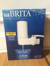 Brita Pure Water On-Tap Faucet Filtration System Clean Drinking Easy Setup. New