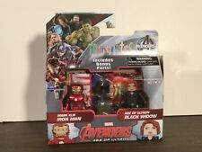 Marvel Minimates Mark Xliii Iron Man & Black Widow Avengers Age Ultron