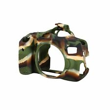 easyCover Silicone Skin Soft Case Cover Canon 650D/700D/Rebel T4i in Camouflage