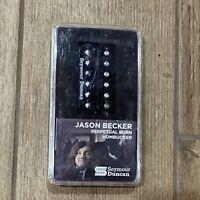Seymour Duncan Jason Becker Perpetual Burn Bridge Guitar Pickup BLACK