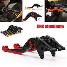 7/8''/22mm Aluminum Clutch Brake Folding Lever Fit For Motor ATV Dirt Bike UTV