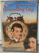 Groundhog Day (DVD, 1998, ) RARE 1993 ROMANTIC COMEDY BRAND NEW