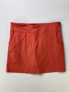 zac & rachel skort skirt shorts size 12
