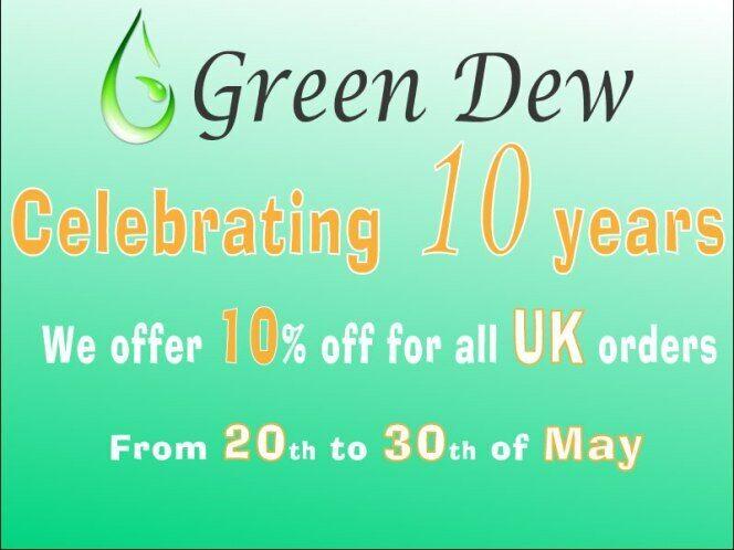 Green Dew Ltd