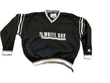 Vtg 90s Chicago White Sox Starter MLB Pullover Sweatshirt Mens Size XXL 2XL