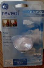 GE Reveal 50Watt, 650 Lumens MR16 One Directional Light Bulb, BRAND NEW