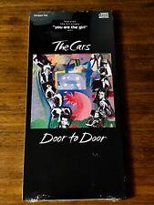 THE CARS ~ DOOR TO DOOR ORIGINAL LONG BOX CD ~ STILL FACTORY SEALED ~ 1987