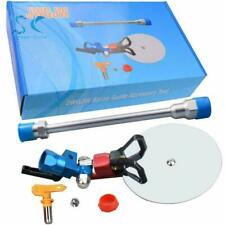 Airless Paint Sprayer Spray Guide Accessory with 517tip and 10inch Extension rod