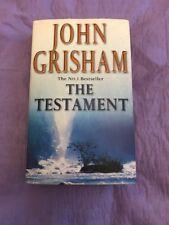 The Testament by John Grisham (Paperback, 1999)