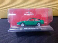 Modellino DIECAST Fabbri ALFA ROMEO 1600 Junior Zagato 1972 1/43 NUOVO nik24