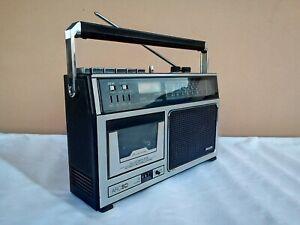 Philips 22 ARC 30 portable radio cassette recorder, 220 Volts