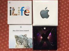 MacOS Software - 9 - 10.5 - 10.6 - iLife 09 - org. Installations Medien