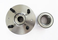 Front Wheel Hub & Front Wheel Bearing Set For Honda Civic Si / SiR 2.0L.  02-03