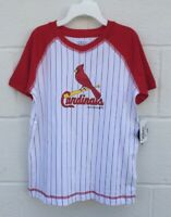 St. Louis Cardinals MLB Youth Boys NWT T-Shirt Team Athletics (XS,L,XL)