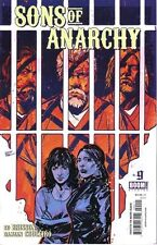 Sons of Anarchy TV Series Comic Book #9, Boom 2014 NEW UNREAD