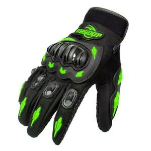 Motorcycle Gloves Breathable Full Finger Racing Gloves Outdoor Sports Protection