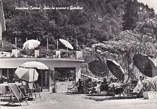 PONTE ARCHE: Pensione Cattoni - Sala da pranzo e giardino   1962